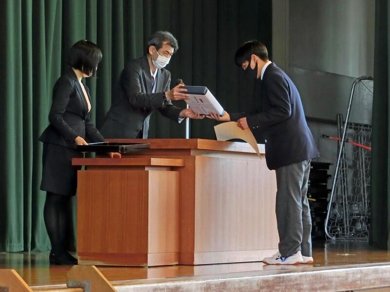 表彰_八潮市体育協会賞
