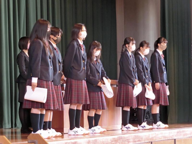 表彰_埼玉県書きぞめ中央展覧会