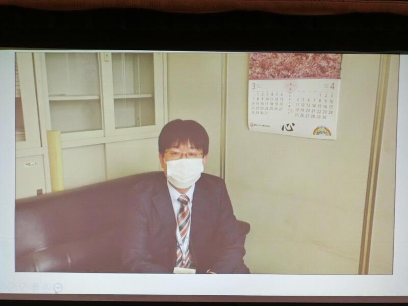 米山健一先生