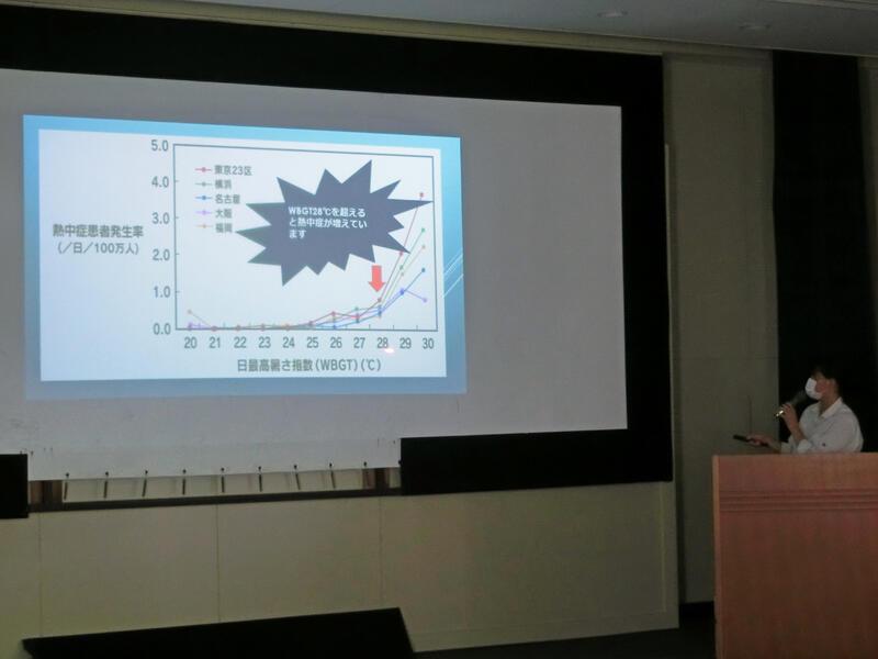暑さ指数(WBGT)との関係_3-4秋山心海(委員長)